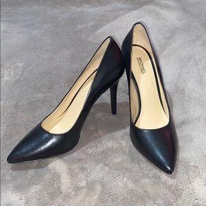 Michale Kors Leather Heels